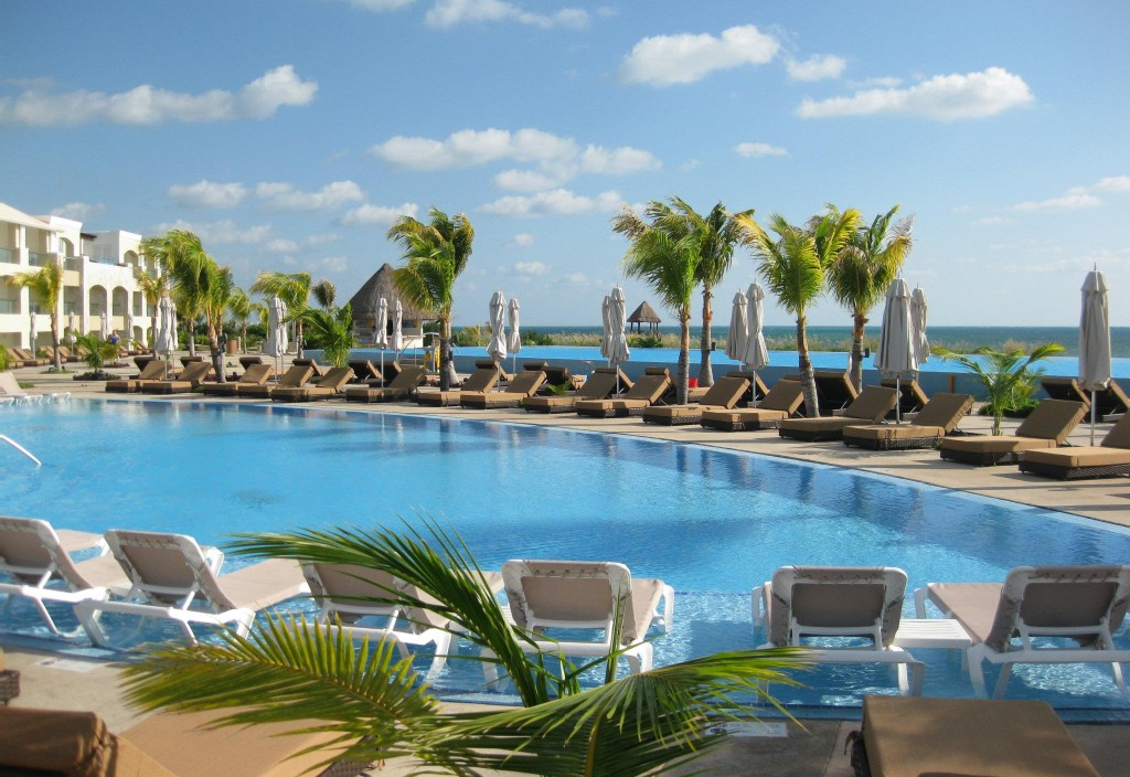 All-Inclusive Moon Palace Resort