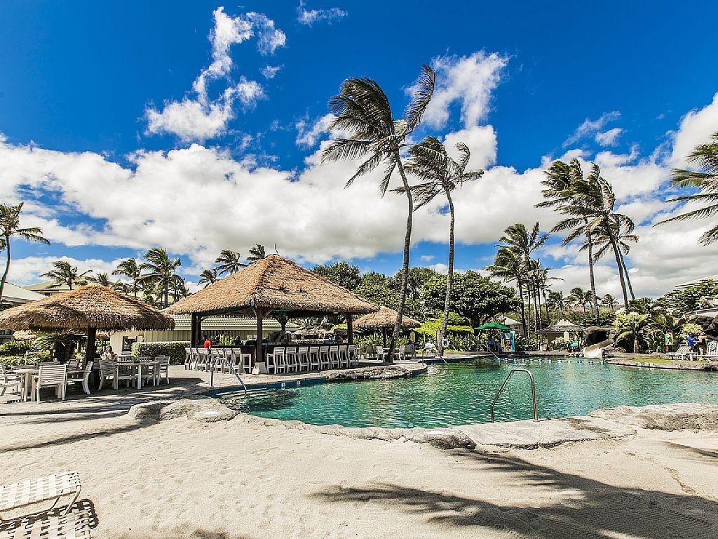 Luxury Oceanfront Condo, Kauai Beach Resort 3310