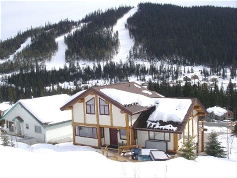 Kodiak Timber Lodge, Sunburst Estates