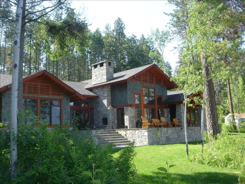 Remarkable Vip Vacation Rentals The Most Beautiful House On Flathead Lake Home Remodeling Inspirations Genioncuboardxyz