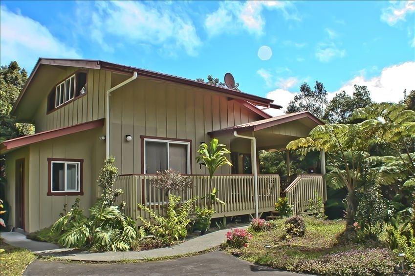 Kilauea Rainforest Retreat